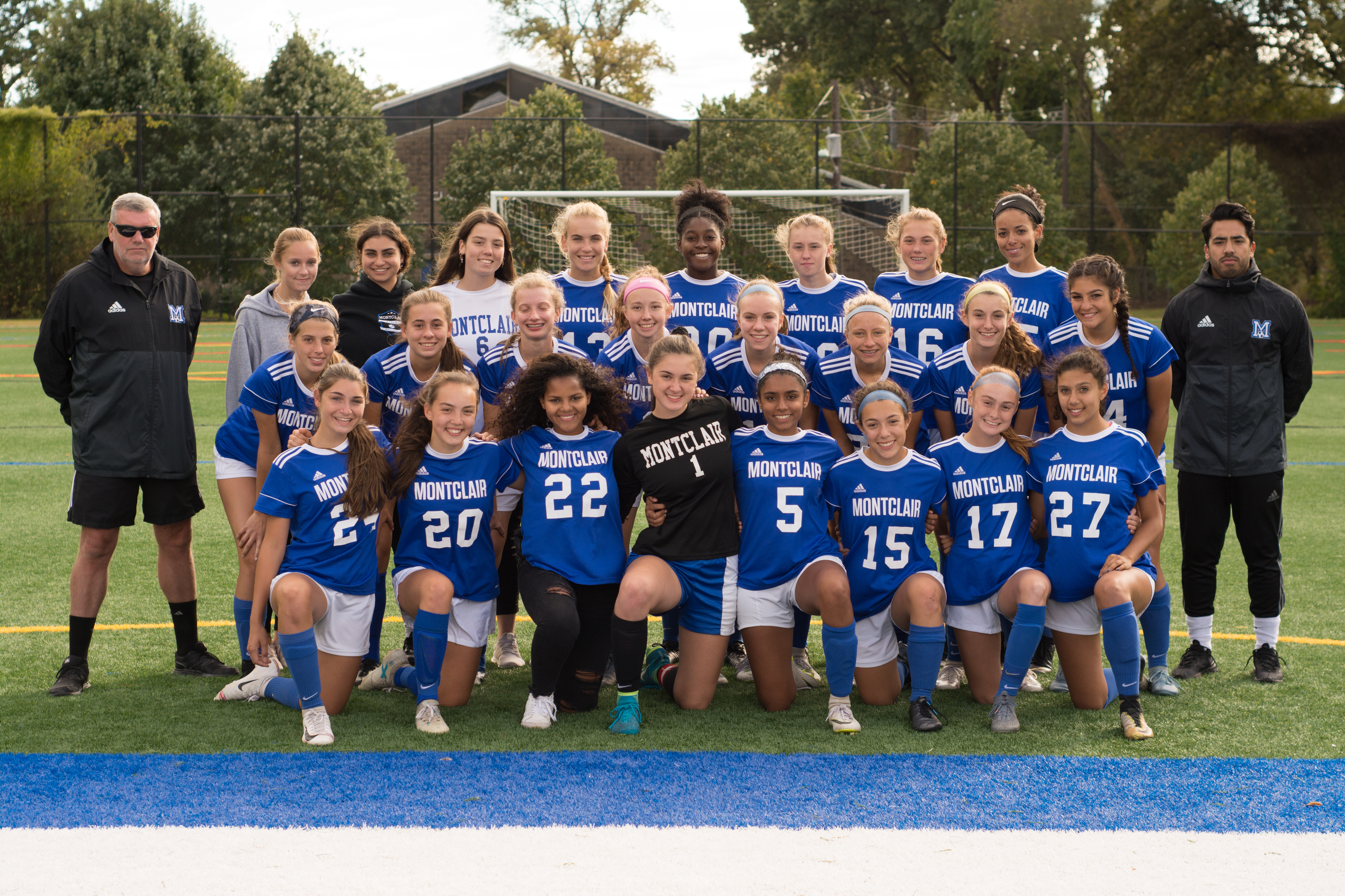 Montclair Girls Soccer Takes Ect Title Baristanet