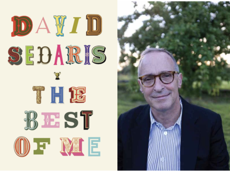 David Sedaris Bringing The Best of Me to Watchung Booksellers | Baristanet