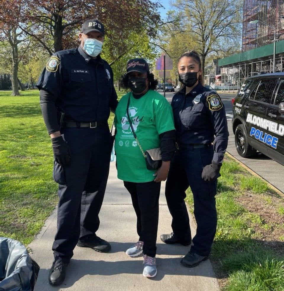 Bloomfield Town-Wide Cleanup