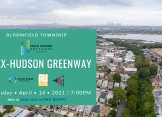 Essex-Hudson Greenway Project