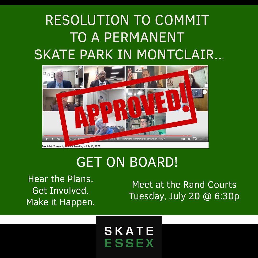 montclair skate park