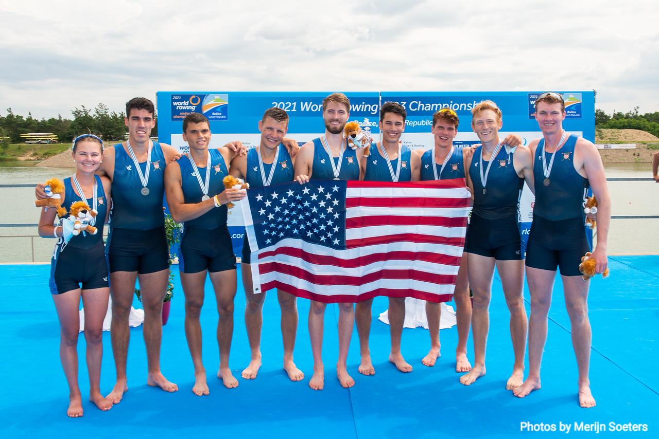 U23 Men's Eight World Championships Team